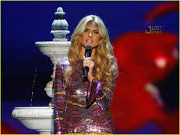 Image result for HEIDI KLUM SINGING