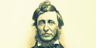 Image result for THOREAU