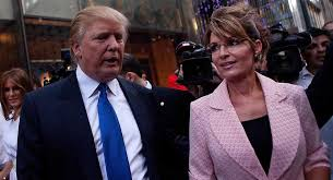 Image result for TRUMP PALIN