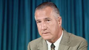 Image result for SPIRO AGNEW