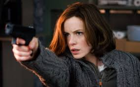 Image result for katebeckinsale gun